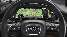 Alternative Navigation mit Here: Audi und Co. wollen Google ausstechen