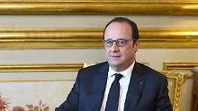 2015 soll sich nicht wiederholen: Hollande ermahnt Deutschland