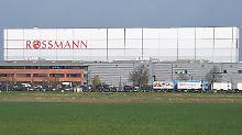 Rossmann-Hauptzentrale in Burgwedel.