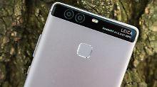 Das Huawei P9 hat eine Dual-Kamera, die in Zusammenarbeit mit Leica entwickelt wurde.