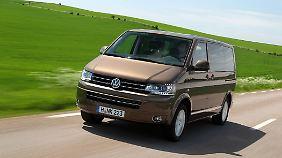 Bulli-Klau am Niederrhein: Diebe klauen 50 VW T5