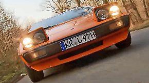 Bond-Mobil für Liebhaber: So fährt der Lotus Esprit S1 heute