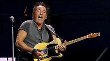 "The Boss goes Broadway: Bruce Springsteen verspricht ""intime"" Show"
