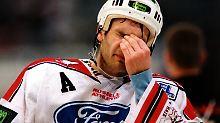Eishockey-Rekordmann & Hai: Legende Lüdemann gleitet vom Eis