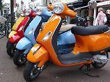Nicht jeder weiß, was er tut: Wo ist das Parken mit dem Motorrad erlaubt?