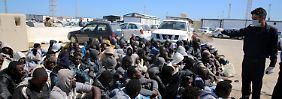 """""""Balkanroute ist nicht die einzige"""": Libyen rückt auf der Flüchtlings-Agenda hoch"""