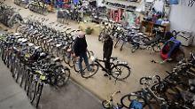 Service verbessert: Fahrradhäuser im Test