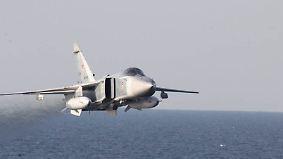 Provokation in der Ostsee: Russische Kampfjets simulieren Angriffe nahe US-Zerstörer