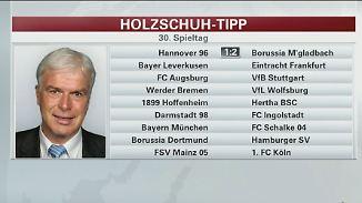 """Holzschuh tippt den Spieltag: """"Es wird sich zeigen, ob der BVB die Bundesliga jetzt sausen lässt"""""""
