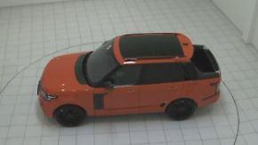 Dekadente Auftragsarbeit: Startech kreiert einmaligen Pick-up