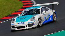 Porsche Carrera Cup: Müller siegt beim Auftakt in Oschersleben