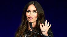 Scheidung könnte auf Eis liegen: Vater von Megan Fox Baby offenbart sich