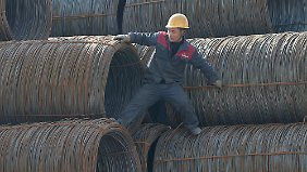 Welt-Handelsindex im März: Chinas Wandel ist keine große Gefahr