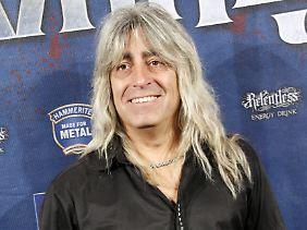 """Mikkey Dee galt als das """"vernünftige"""" Motörhead-Mitglied."""