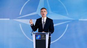 Trotz Meinungsverschiedenheiten: Nato-Russland-Rat tagt erstmals nach zwei Jahren Pause
