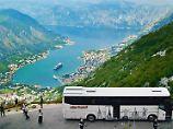 Jeder Bus ersetzt auf der Straße etwa 30 Autos.