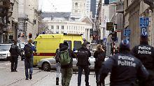 Mutmaßlicher Mittäter von Paris: Abdeslam an Schießerei in Brüssel beteiligt
