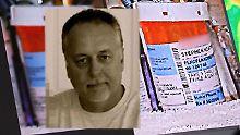 Stephen Keating ist wegen vielfachem Kindesmissbrauch angeklagt - zum Verhängnis wurde ihm ein verschreibungspflichtiges Medikament aus der Apotheke.