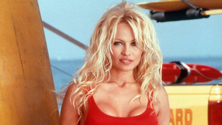 Pamela Anderson hat im französischen Wahlkampf einen klaren Favoriten.