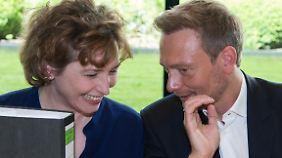 Imagewechsel nach Lindner-Art: FDP gibt sich bescheiden und hat große Ziele