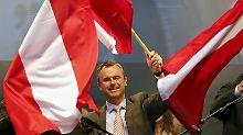 Kampf um die Hofburg: Österreich erwartet ein Beben