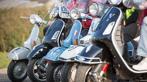 70 Jahre Kult von Piaggio: Vespa - Italienisches Lebensgefühl auf zwei Rädern