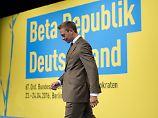 """Die Neuerfindung der FDP: """"Nur ein Militärputsch kann uns aufhalten"""""""