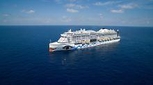 """Luxus und Masse, geht das?: """"AIDAprima"""" - das Nordsee-Allwetterschiff"""