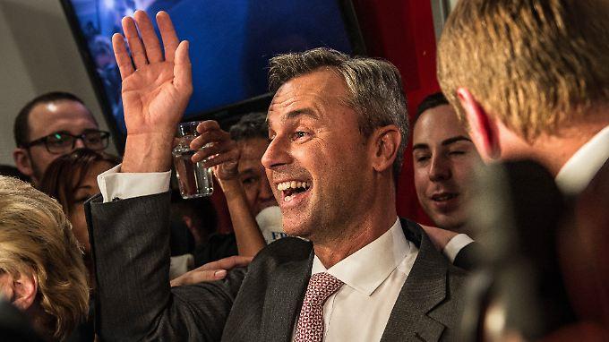 Am 22. Mai entscheidet sich, ob künftig der Rechtspopulist Norbert Hofer Österreich repräsentieren wird.