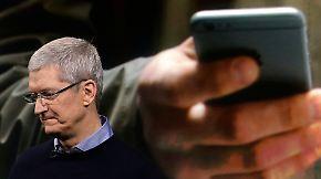 Lahmender iPhone-Absatz: Apple verbucht Umsatzeinbruch