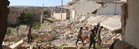 Rückschlag für Rebellen: IS gelingt strategisch wichtiger Erfolg