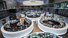 Zinsdiskussion bringt Dax auf Trab: Aufschwung auf breiter Front erwartet