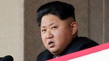 """Scharfe Kritik an Raketentest: Merkel: """"Nordkorea provoziert"""" den Westen"""