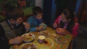 30 Jahre nach Tschernobyl: Kinder müssen radioaktiv belastete Nahrung essen