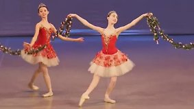 Ballettakademie in Moskau: 15-jährige Amerikanerin darf am Bolschoi tanzen