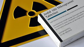 Sorge vor Atomunfall in Belgien: Region Aachen fordert Verteilung von Jod-Tabletten an Bevölkerung