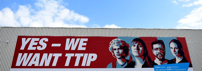 Deutschland braucht Exporte: TTIP ist großartig!