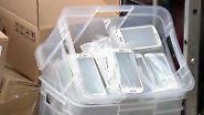 Billig und gefährlich: Gefälschte Handys im Wert von 500.000 Euro beschlagnahmt