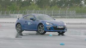 Nichts für schwache Mägen: Automagazin-Redaktion trainiert mit dem Driftkönig
