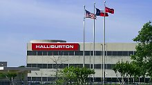 Halliburton-Zentrale in Houston/Texas.