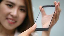 Sensor fürs iPhone 8?: LG baut unsichtbaren Finger-Scanner