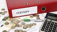 n-tv Ratgeber: Tipps für die Steuererklärung