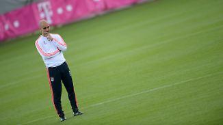 "Zum CL-Rückspiel gegen Atlético: Holzschuh skeptisch, ""ob Guardiola alles richtig macht"""