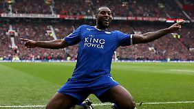 Einzigartige Erfolgsgeschichte: Sensationsteam Leicester City wird erstmals englischer Meister