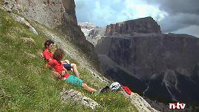 Abenteuer Outdoor: Klettern in den Alpen
