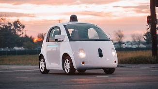 Selbstfahrende Fahrzeuge: Fiat und Google wollen gemeinsam Autos bauen