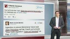 n-tv Netzreporter: Netzgemeinde schüttet Häme über Guardiola aus