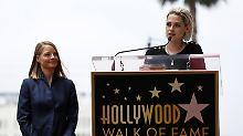 """""""Ich liebe dieses Mädchen"""": Foster bekommt den Stern, Stewart ist dabei"""