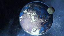 Konzept des Hyperteleskops: Wie wir Alien-Planeten sehen könnten