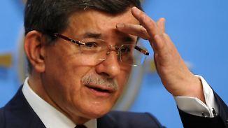 Gefahr für Flüchtlingsabkommen mit EU?: Türkischer Premier Davutoglu kündigt Rücktritt an